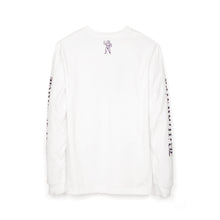 Load image into Gallery viewer, BBC College L/S Pocket T-Shirt White