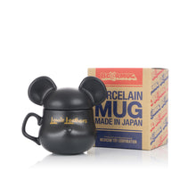 將圖像加載到畫廊查看器中BE@RBRICK | x Lewis Leathers BE@MUG Black