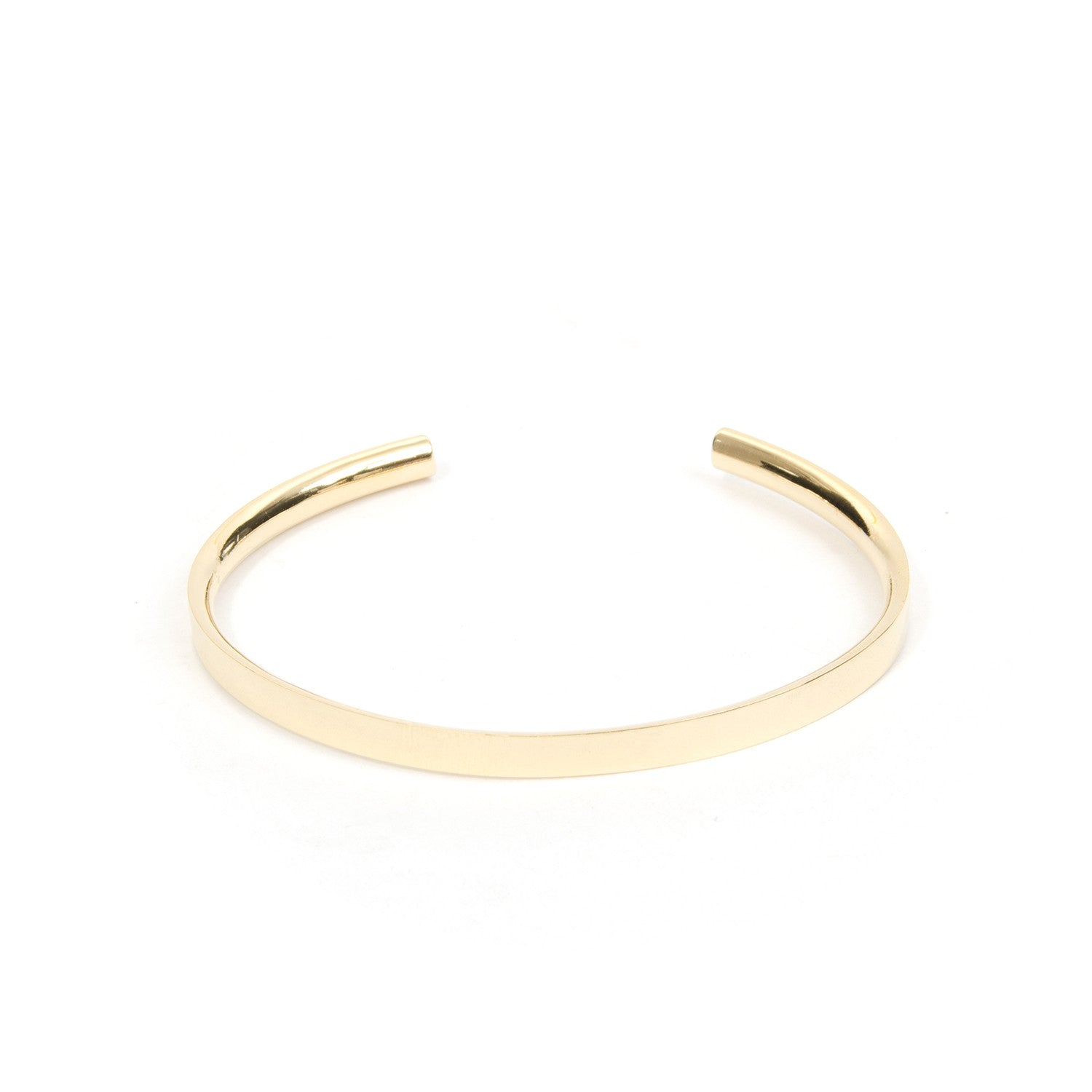 The Boyscouts Bracelet 'Facet' 18kt Gold Plated - Concrete