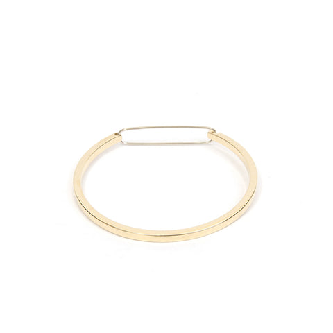 The Boyscouts Bracelet 'Seize' Round Gold 18kt - Concrete