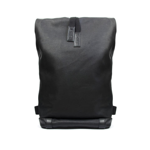 Brooks England Pickwick Backpack Black 24 Lt - Concrete