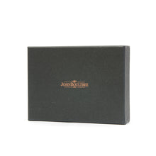 Load image into Gallery viewer, Brooks England JB3 Passport Holder Black With Money Clip - Concrete