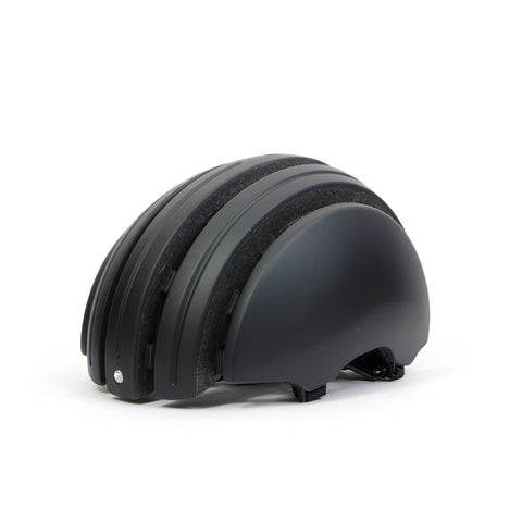 Brooks England Carrera Urban Helmet Black Medium - Concrete