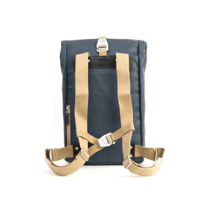 Brooks England Pickwick Small (12Lt) Backpack Dark Blue
