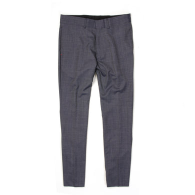 Bedwin 'Holly' 10/L Tropical Wool OG Fit Pants - Concrete