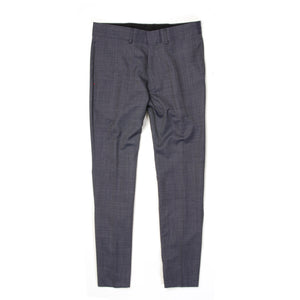 Bedwin & The Heartbreakers | 'Holly' 10/L Tropical Wool OG Fit Pants - Concrete
