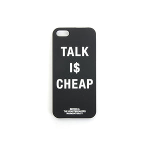 Bedwin & The Heartbreakers | 'Ringwald' iPhone Case Black - Concrete