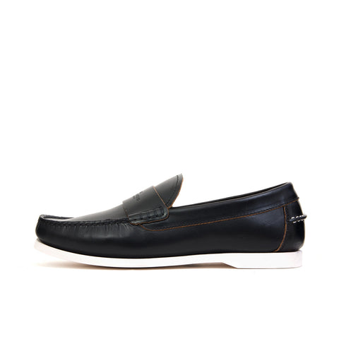 Bedwin x Regal Standards 'Byfield' OG Loafers Black - Concrete