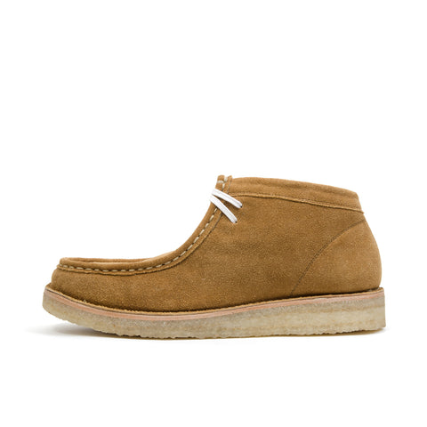 Bedwin x Paladin 'Duffy' Wallaby Boots Camel - Concrete
