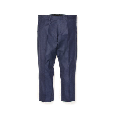 Bedwin 'Jessee' 9/L Wool Pants Navy - Concrete