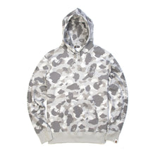 Load image into Gallery viewer, Bape Dot Camo Wide Pullover Hoodie