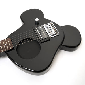 Be@rbrick Guitar (Built-in Amp Guitar) Black