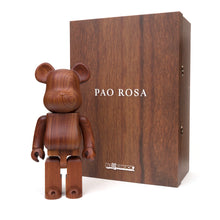 Load image into Gallery viewer, Be@rbrick Karimoku 400% Pao Rosa