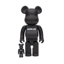 Afbeelding in Gallery-weergave laden, Medicom Toy | Be@rbrick 400% + 100% SOPHNET