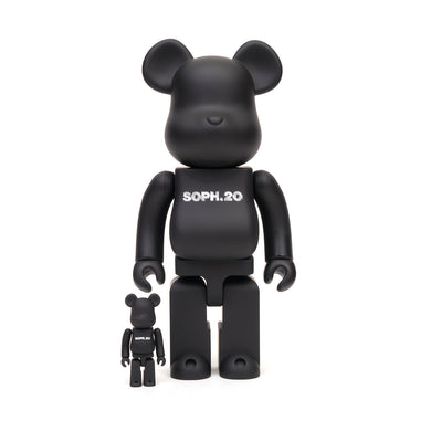 Medicom Toy | Be@rbrick 400% + 100% SOPHNET