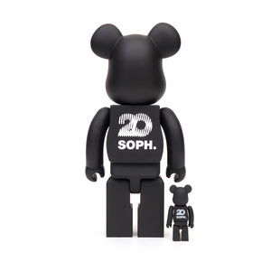 Medicom Toy | Be@rbrick 400% + 100% SOPHNET - Concrete