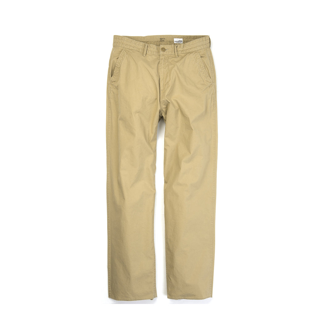 Bedwin & The Heartbreakers | 'Gerard' 10/L Easy Pants FD Beige - Concrete