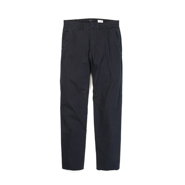 Bedwin & The Heartbreakers | 'Gerard' 10/L Easy Pants FD Navy - Concrete