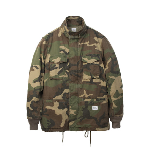 Bedwin 'Gordon' M-65 Field Jacket FD Camo