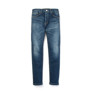 Bedwin & The Heartbreakers | 'Geoffrey' Skinny Fit Stretch Denim FD Indigo - Concrete