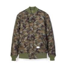 Load image into Gallery viewer, Bedwin 'Duffy' MA-1 Reversible Jacket Olive