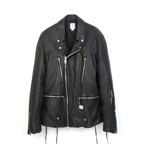 Bedwin 'Busher' Double Riders Jacket FD Black