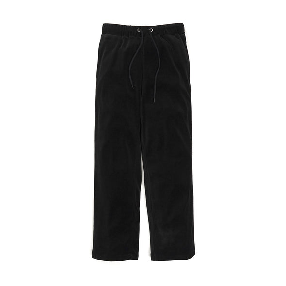 Bedwin & The Heartbreakers | 'Thomas' 10L Straight Fit Veroa Pants Black