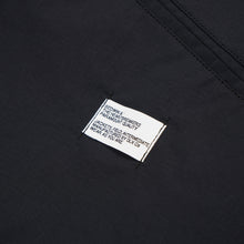 Load image into Gallery viewer, Bedwin & The Heartbreakers | 'Jill' Coaches Jacket Black - Concrete