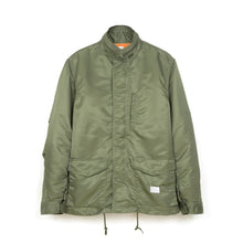 將圖像加載到畫廊查看器中Bedwin & The Heartbreakers | 'Gordon' Type M-65 Field Jacket Olive - Concrete