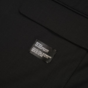 Bedwin & The Heartbreakers | 'Coltrane' Vareuse Jacket Black - Concrete