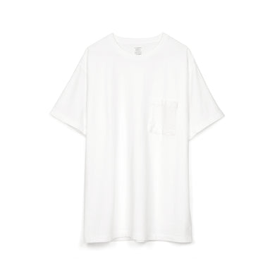 Bedwin 'Anderson' S/S Round Body T-Shirt White