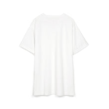 Load image into Gallery viewer, Bedwin & The Heartbreakers | 'Anderson' S/S Round Body T-Shirt White - Concrete