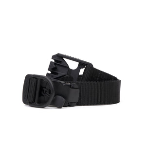 Bedwin & The Heartbreakers | 'Terry' Fitlock Belt Black - Concrete