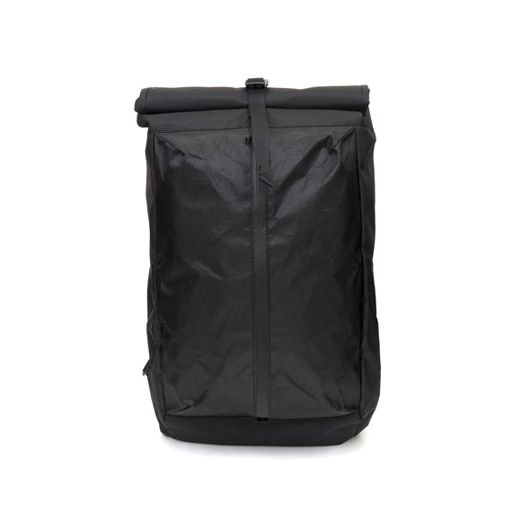 Bedwin & The Heartbreakers | 'Skiron' Ultralight Backpack Black - Concrete