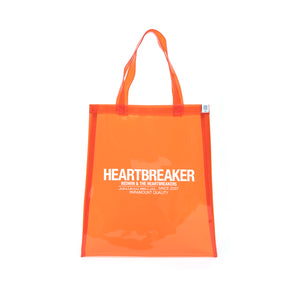 Bedwin & The Heartbreakers | 'Huck' Tote Bag Orange - Concrete