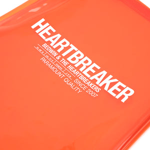 Bedwin & The Heartbreakers | 'Huck' Tote Bag Orange