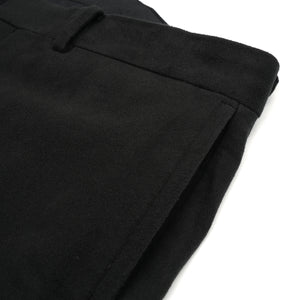 Bedwin & The Heartbreakers | 'Thunders' 10/L Cotton Moleskin Pants Black - Concrete