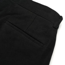 將圖像加載到畫廊查看器中Bedwin & The Heartbreakers | 'Thunders' 10/L Cotton Moleskin Pants Black - Concrete