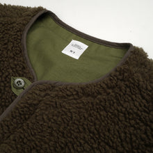 Load image into Gallery viewer, Bedwin 'Joseph' Boa Liner Coat Olive