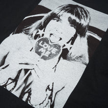 Load image into Gallery viewer, Bedwin & The Heartbreakers | 'Robin' S/S Photo Print T-Shirt Black