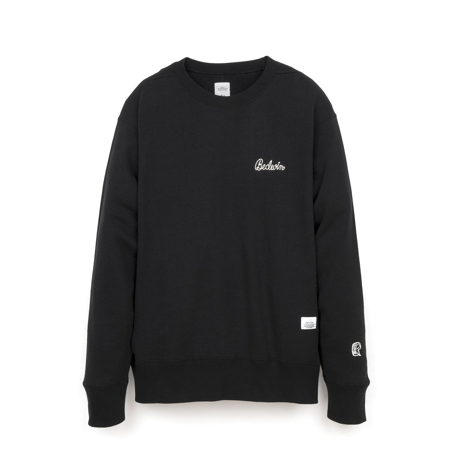 Bedwin x Everlast 'Roman' C-Neck Sweat Black