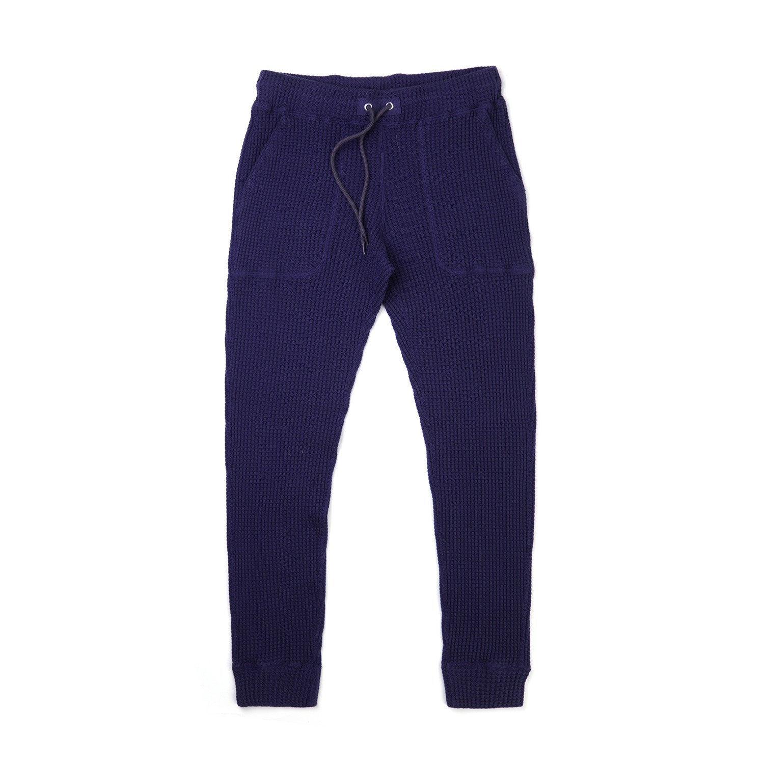 Bedwin 'Cucchi' 10L Tapered Fit Thermal Pants Navy