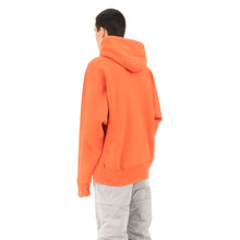 將圖像加載到畫廊查看器中Bedwin & The Heartbreakers | 'David' Heavy Cotton Pullover Hoodie Orange - Concrete
