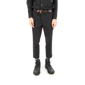 Bedwin & The Heartbreakers | 'Thunders' 10/L Dickies 874T/C Pants Black - Concrete