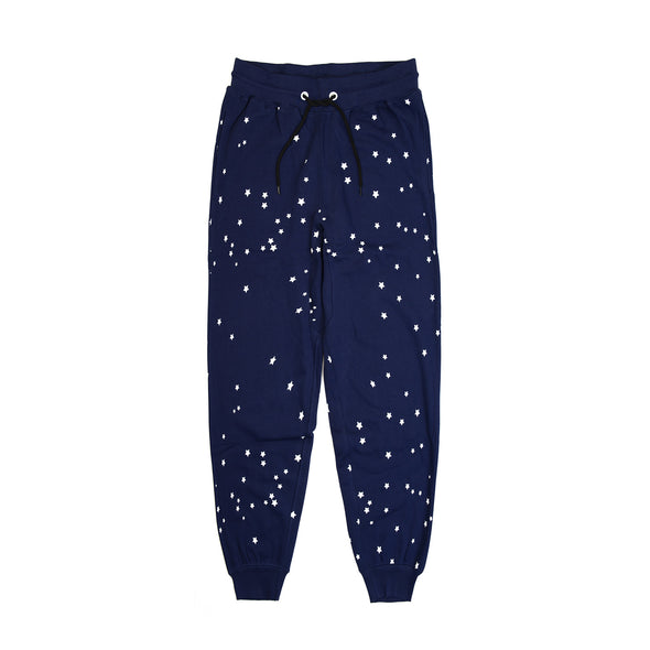 Bobby Abley 'Stars' Track Pants Navy - Concrete