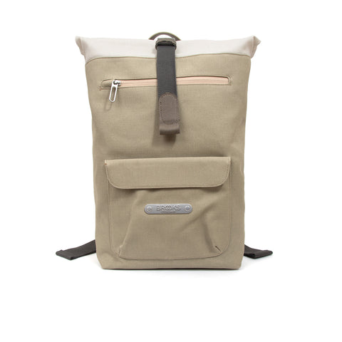 Brooks England Rivington Backpack Small (15-18Lt) Khaki