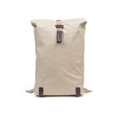 Brooks England Pickwick Backpack 26Lt Linen Chocolate