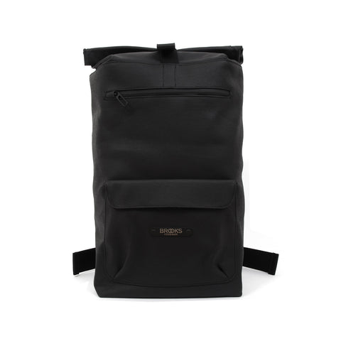 Brooks England Rivington Backpack Black - Concrete