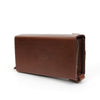 Brooks England D-Shaped Tool Bag Brown - Concrete