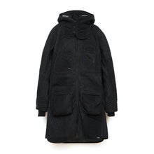 Load image into Gallery viewer, BYBORRE Parka + Liner P1 Black / Black